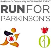 Run for Parkinson's Logo
